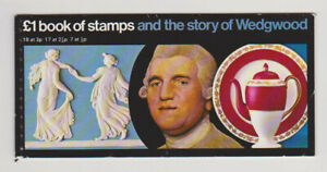 1972 SG DX1 The Story of Wedgwood Prestige Booklet - Complete