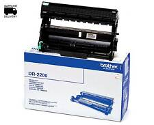 TAMBOUR BROTHER DR-2200 DR2200 100% NEUF 12000 PAGES &50% OFFERT / TN2010 TN2020