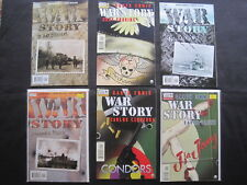 WAR STORY : SET of 6 G/S ONE-SHOTS by GARTH ENNIS + LLOYD,EZQUERRA etc.DC 2002/3