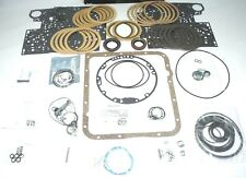 GM 4L60E Banner Transmission Rebuild Kit w/ High-Energy+ Clutches (1993-2003)