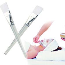 2x Face Mask Mud Mixing Brush Set Skin Care Beauty Makeup Treatment Tool~