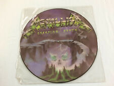 """METALLICA Creeping Death 12"""" PICTURE DISC vinyl LP NWOBHM First Issue no barcode"""