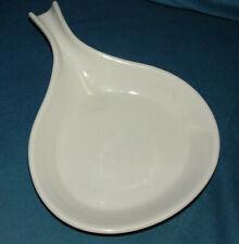 Hall China Skillet Baking Dish Ceramic Bakeware #1677 EUC