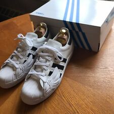 "BNIB Adidas x Jeremy Scott OG ""Wings"" Superstar - White Black - US 10 (Rare!)"