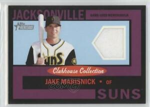 2013 Topps Heritage Minor League Edition Black /50 Jake Marisnick #CCR-JM