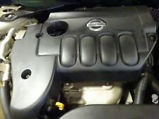 ENGINE 2007 NISSAN ALTIMA 2.5L MOTOR WITH 69,720 MILES, CALIFORNIA EMISSIONS