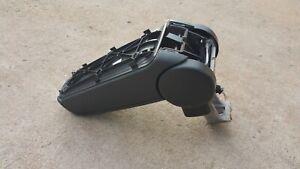 2005 - 08 Audi A4   CENTER ARMREST ARM REST BLACK