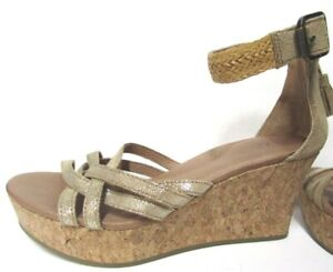 UGG Australia Size 6.5 Wedge Heels New Womens Shoes