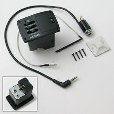 Uk-2000 Ukulele 2 BAND EQ PRE AMP PLUS piezoelettrici Pickup E65