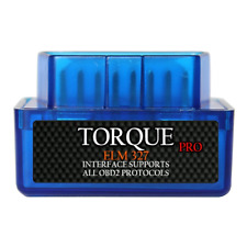 Torque Pro Elm 327 [ Android ONLY ] [ V1.5 ] OBDII OBD 2 Bluetooth Fault Code