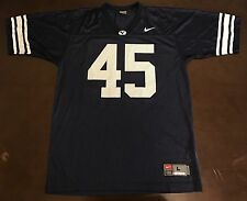 Rare Nike Brigham Young University BYU Football Jersey