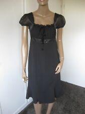 Ashley Brooke Traum-Kleid 36 in Schwarz   Das kleine Schwarze