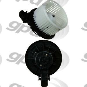 HVAC Blower Motor Front Global 2311711