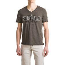 Buffalo David Britton Norvert T-Shirt - V-Neck, Short Sleeve (For Men) Size M