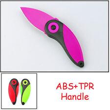 New Mini Bird Folding Pocket Knife Kitchen Fruit Cutting Cutlery Handle Tool