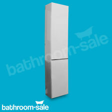 MyPlan 400 Bathroom Tall Storage Floor Unit Arctic White  - Genuine | RRP: £319