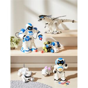 Kid Intelligent Smart Talking Robot Programmable Toy T2O RC Robot BRAND NEW FH2