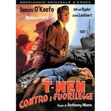 T-MEN CONTRO I FUORILEGGE DVD