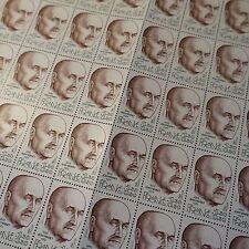 FEUILLE SHEET TIMBRE CÉLÉBRITÉ JEAN MONNET N°2096 x50 1980 NEUF ** LUXE MNH