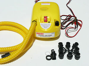 12V Pump. for thundercat, Inflatable boat,SUP,High speed with auto stop.