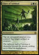 MTG GLARE OF SUBDUAL ASIAN - SGUARDO DI SOTTOMISSIONE- RAV - MAGIC
