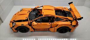 Lego Technic 42056 911 GT3 RS Porsche Sports Car HTF ultra rare RETIRED
