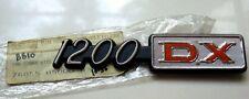 GENUINE NISSAN DATSUN SUNNY 1200 DX B310 B311 B110 120Y BADGE LOGO EMBLEM
