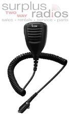Icom Oem Waterproof Hm184 Speaker Mic F3261D F3261Dt F4261D F4261Dt F9011 F9021