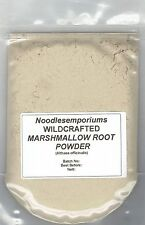 Marshmallow Root Powder 50g Wildcrafted (Althea officinalis)