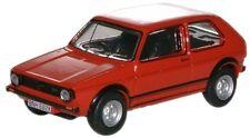 Oxford Diecast 1:76 - VW Volkswagen Golf GTI - Red