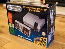 Nintendo NES Classic Mini Games Console + Extras - Top 100 Games