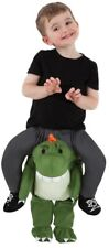 T-Rex Toddler Piggyback Kids Costume Realistic Look Halloween Morph Suits
