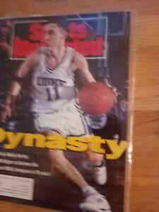 Bobby Hurley & Duke - Sports Illustrated - 4/13/1992  Basketball