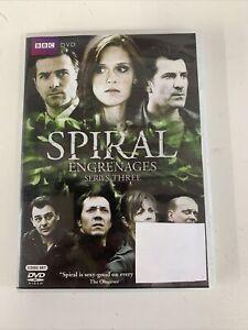 SPIRAL - COMPLETE BBC SERIES 3