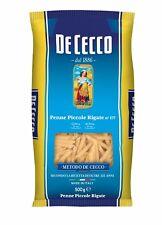 20x Pasta De Cecco 100% Italienisch Penne Piccole Rigate n. 177 Nudeln 500g