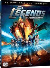 DC'S LEGENDS OF TOMORROW - STAGIONE 1 (4 DVD) COFANETTO NUOVO, ITALIANO