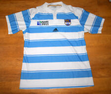 NEW adidas Argentina 2011 RWC home shirt (Size XL)