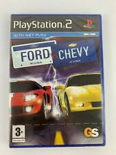 PS2 Ford Vs. Chevy (2006), UK Pal, Brand New & Factory Sealed