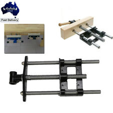 """7"""" Woodworking Heavy Duty Table Clamp Bed Metal Vise Clip Fixed Repair Vice Tool"""