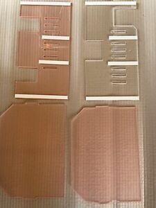 Touratech Zega 38L Pro Divider Separator Kit