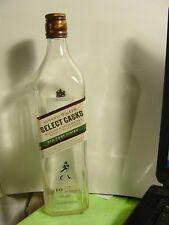 Johnnie Walker Select Casks - 750ML -  EMPTY Bottle