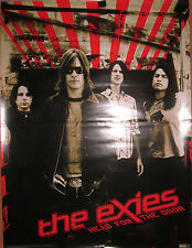 THE EXIES Head For The Door, Virgin 2-sided promo poster, 2004, 18x24, VG+