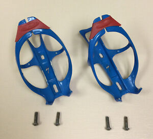 SPECIALIZED WATER BOTTLE CAGES (2) 65 GRAMS FOR SET