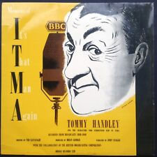 Rare! Tommy Handley MEMORIES OF I.T.M.A LP '51 BBC Variety Orchestra John Snagge