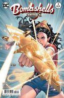 Bombshells United #3  DC Comics 2017 Marguerite Bennett WONDER WOMAN