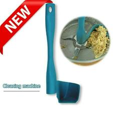 Rotary Scraper Rotating Spatula Food Tools for Removing Foods Kitchen Supplies