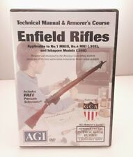 Enfield No 1 MkIii No 4 MkI Gunsmithing Dvd Agi Video Gunsmith Ishapore Rifles