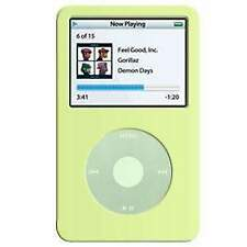 AMZER Green Skin Case Cover Fit for iPod Video 30GB