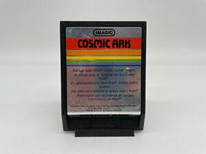 IMagic Cosmic Ark Modul für Atari 2600 / 7800
