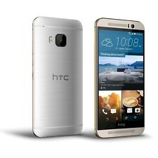 Cellulari e smartphone HTC One M9 in argento con 32 GB di memoria